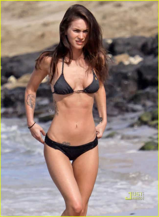 Megan fox bikini photos meilleures photos
