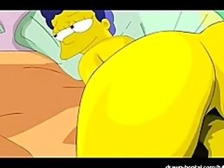 Tubes simpsons dick up tube