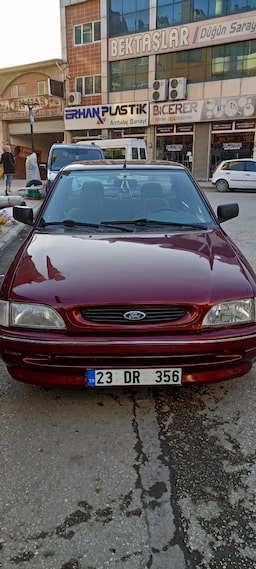Xxx 95 ford escort motor 4dr abuse pic